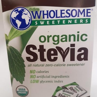 Stevia Orgánica