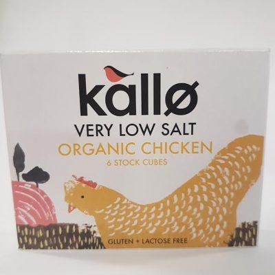 Caldo Bajo en sal